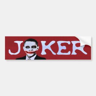 Joker Obama Autocollant Pour Voiture