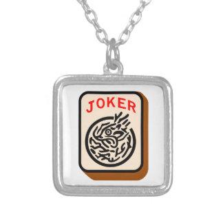 Joker Pendentif Carré