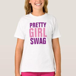 Joli butin de fille t-shirt