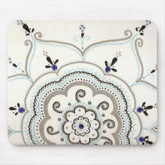 Joli mandala tapis de souris