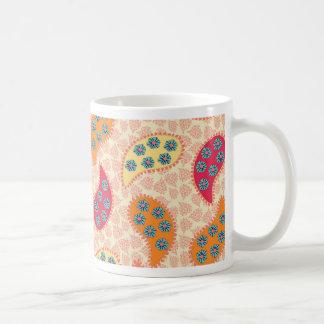 Joli Paisley de danse Mug À Café