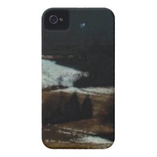 jolie terre foncée coques iPhone 4 Case-Mate
