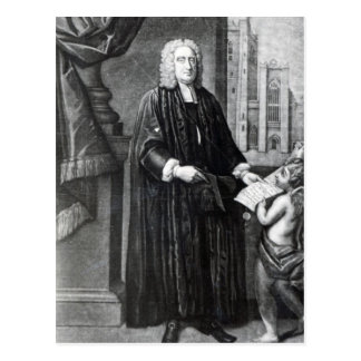 Jonathan Swift, gravé par Andrew Miller, 1743 Cartes Postales