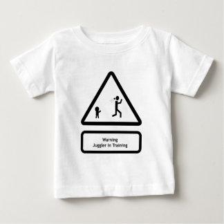 jongleur de bébé t-shirts