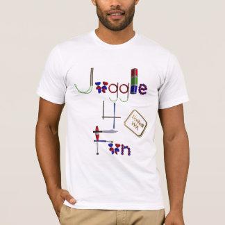 Jonglez le T-shirt de l'amusement 4 (Bothell WA)