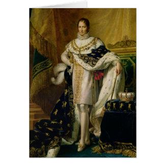 Joseph Bonaparte après 1808 Cartes