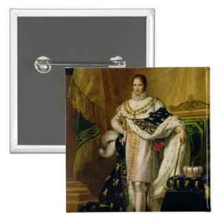 Joseph Bonaparte après 1808 Pin's