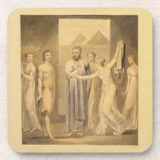 Joseph et épouse de Potiphar, 1803-05 (stylo et en Sous-bock