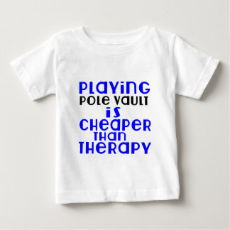 Jouant la chambre forte de Polonais meilleur T-shirt Pour Bébé
