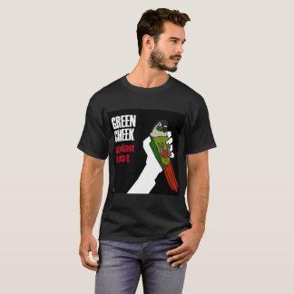 Joue verte : Idiot aviaire (normal) T-shirt
