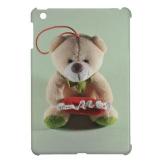 Jouet bourré d'ours de Brown Coque iPad Mini