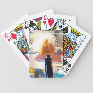 Jouet drôle jeu de cartes