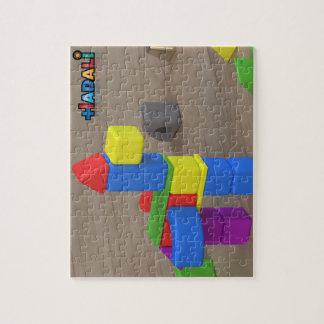 Jouets de Hadali - puzzle de Hadali Pegasus