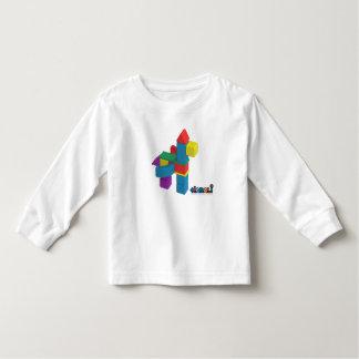 Jouets de Hadali - T-shirt d'enfant en bas âge de