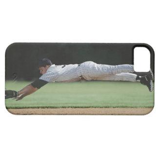 Joueur de baseball dans la boule contagieuse étui iPhone 5