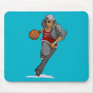 Joueur de basket de Manga Tapis De Souris