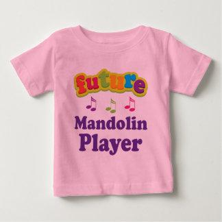 Joueur de mandoline (avenir) t-shirt pour bébé