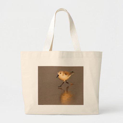 Joueur de pipeau de sable sac