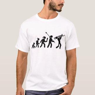 Joueur de trombone t-shirt