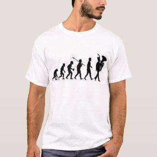 Joueur de tuba t-shirt