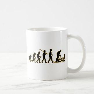 Joueur d'échecs mug