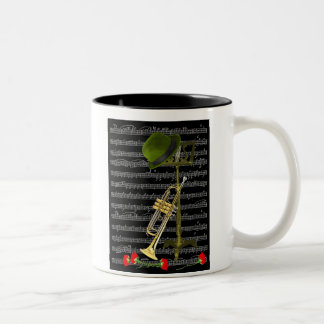 Jouez la musique… tasse 2 couleurs