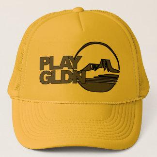 Jouez le casquette d'or de #PlayGldn - gris sur