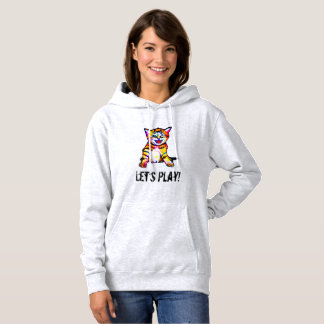 Jouons ! Sweatshirt de Kitty