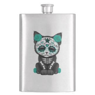 Jour bleu du chaton mort flasque
