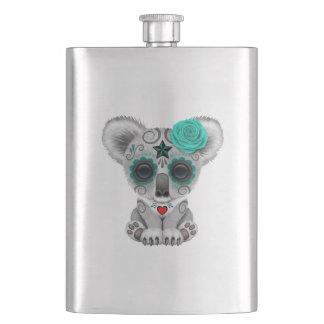 Jour bleu du koala mort de bébé flasque