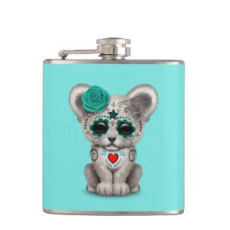 Jour bleu du lion CUB mort Flasques