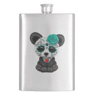 Jour bleu du panda mort CUB Flasque