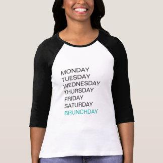 Jour de brunch t-shirt