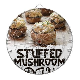 Jour de champignon bourré - jour d'appréciation jeux de fléchettes