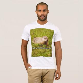 Jour de Feliz Groundhog ! T-shirt