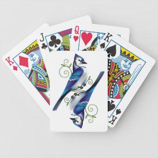 Jour de geai bleu jeu de poker