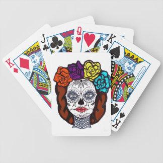 Jour de la jeune mariée morte jeu de cartes
