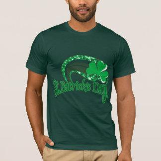 Jour de la Saint Patrick de fête T-shirt