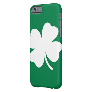 Jour de la Saint Patrick Irlande de shamrock Coque iPhone 6 Barely There