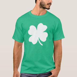 Jour de la Saint Patrick Irlande de shamrock T-shirt