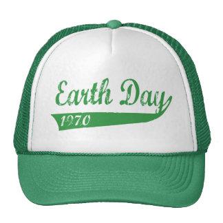Jour de la terre 1970 casquette