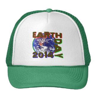 Jour de la terre 2014 casquette