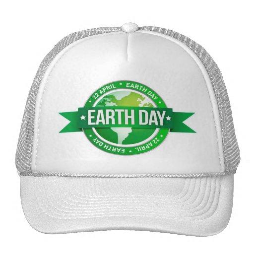jour de la terre casquette