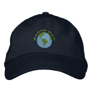 Jour de la terre casquette brodée