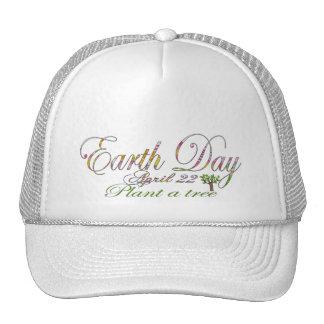 Jour de la terre casquettes