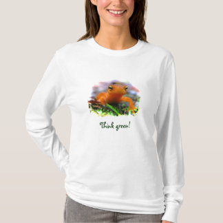 Jour de la terre de référence Eft T-shirt