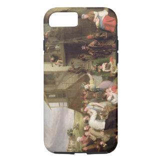 Jour de mai, c.1811-12 (huile sur la toile) coque iPhone 7