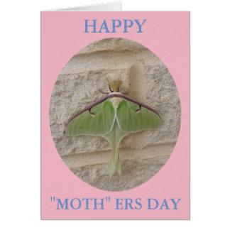 Jour de mères carte de vœux