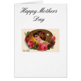 Jour de mères cartes de vœux