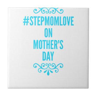 jour de mères de #stepmomlove petit carreau carré